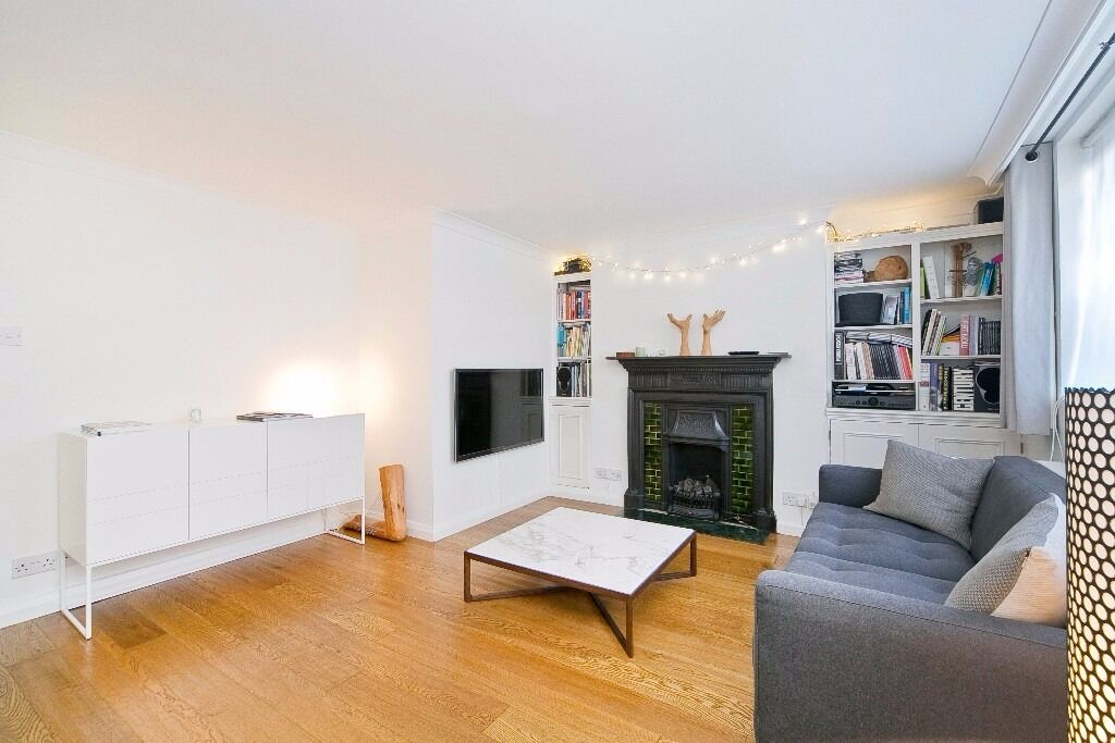 BEAUTIFULLY FINISHED 1 DOUBLE BEDROOM APARTMENT WITH PATIO GARDEN SET IN THE HEART OF CAMDEN TOWN