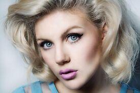 Freelance female fashion & Portrait Photographer (BA Hons) Headshots, model portfolios,
