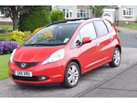 Honda Jazz 1.4 i-VTEC EX 2011 - 54333 Miles, Superb Condition with MOT and Full Service this month!