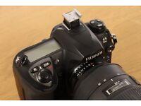 Fujifilm S5 PRO DSLR CAMERA BODY