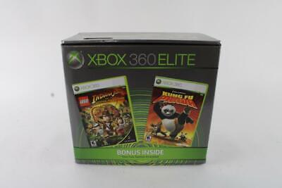 NEW Microsoft Xbox 360 Elite 120gb Console System Black