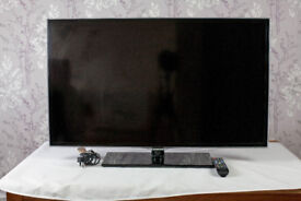 Samsung Smart LED 40 inch TV; Full HD 1080P (UE40ES5500)