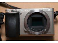 Sony A6000 Mirroless Digital Camera Body Only