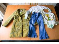Girls Clothes age 5 to 6 years