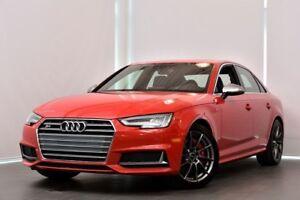 2018 Audi S4 3.0T Technik / B&O / Kit hiver 18 + été 19