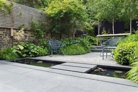 Black Basalt paving (Flame textured / Polished) garden/Drive way/ Parking