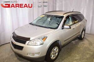 2011 CHEVROLET TRAVERSE AWD AWD - LS