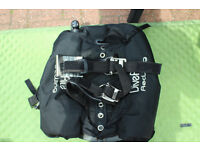 Dive Rite Trans Pac Rec Wing BCD, Large