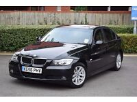 2006 BMW 320D SE 2.0 DIESEL*FULL LEATHER,WARRANTY*FULL SERVICE HISTORY*2 KEYS*