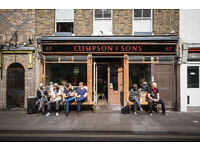 Marketing Assistant for independent specialty coffee roastery in Hackney
