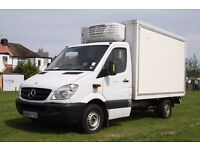 2011 Mercedes-Benz Sprinter 2.1 313 CDI AUTOMATIC FRIDGE BOX MWB 129 BHP FRIDGE BOX VAN, PX WELCOME