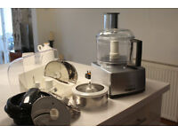 MAGIMIX CUISINE 4200 SYSTEM FOOD PROCESSOR and JUICE EXTRACTOR