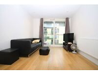 1 bedroom apartment in Lewisham, furnished and includes gym/concierge