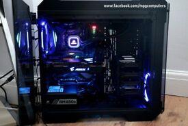 Brand new high end gaming PCs