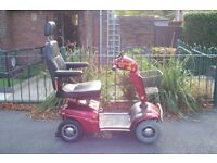 Rascal Mobility Scooter for Sale. Excellent condition with new tyres and new battery