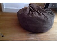 Bean bag -- very good condition, washable material