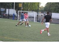 Social 6 aside football- Clapham Junction on Sundays- Play when you want
