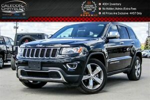 2016 Jeep Grand Cherokee Limited|4x4|Navi|Sunroof|Backup Cam|Blu