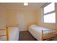 Twin ensuite room to share wit another girl, already in, bills included. Leyton