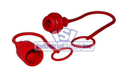Quick Coupler Iso 7241-1 B 38 Dust Cap Dust Plug Industrial Supply