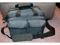 Fotima camera bag. Little used. Five compartments and shoulder strap.