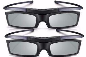 Samsung 3D Active Shutter Glasses.