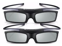 Samsung 3D Active Shutter Glasses.