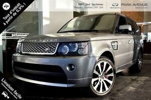 2013 Land Rover Range Rover Sport **Supercharged, autobiography,