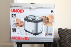 UNOLD Backmeister 8695 Bread Maker Machine --- BRAND NEW