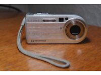 IN GOOD WORKING ORDER: Sony DSC-P150 CYBERSHOT Digital Camera. Also a collectible photographic item.