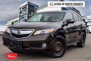 2015 Acura RDX at Accident Free| Winter Tires Included