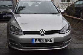 2013 Volkswagen Golf S Blue Motion 1.4 TSI S-A Petrol Auto