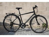 Land Rover Windsor Gents Hybrid/Town Bike NEW Full mudguards and Rack