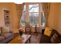Fantastic Large One Bedroom Corner Flat in Hyndland. Would suit young professional couple.
