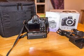 Canon 550D Package