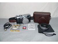 Fuji X100S Digital Camera Plus Extras
