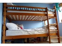 Good Quality Pine Bunk Beds