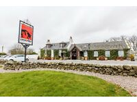 Head Chef Required for Award-Winning, Food-led Pub with Rooms