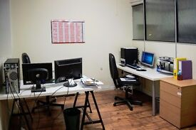 2 Office units to rent all inclusive of bills LE5 0DA