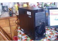 Refurbished HP Pro PC AMD Athlon II 3.4GHz Dual Core 4GB RAM 500GB Windows 10