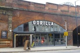Tom Zanetti @ GORILLA MANCHESTER 26th October