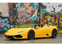 Super Car Hire Yorkshire - Lamborghini, Ferrari, R8, Bentley GTC