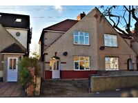 4 Bed 2 Rec Semi-Detached Furnished House In - Chatsworth Crescent Hounslow East TW3 2PB