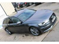 2014 AUDI A6 2.0 AVANT TDI S LINE AUTO 175 BHP *BLACK EDITION SPEC* (FINANCE & WARRANTY)