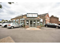 Prominent Commercial Retail Space/Show room - Poynton, Manchester SK12