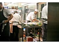 Trainee/ Commis / Apprentice Chef