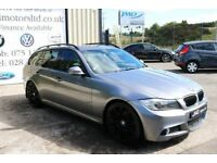 BMW 320d M-Sport Touring Grey (finance & Warranty)