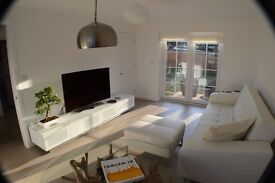 Cosy Double Room in New Modern Interiors House