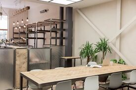Palmspace | Co-working Space | Hackney Downs Studios | Flexible Hot Desk Coworking Office Studio