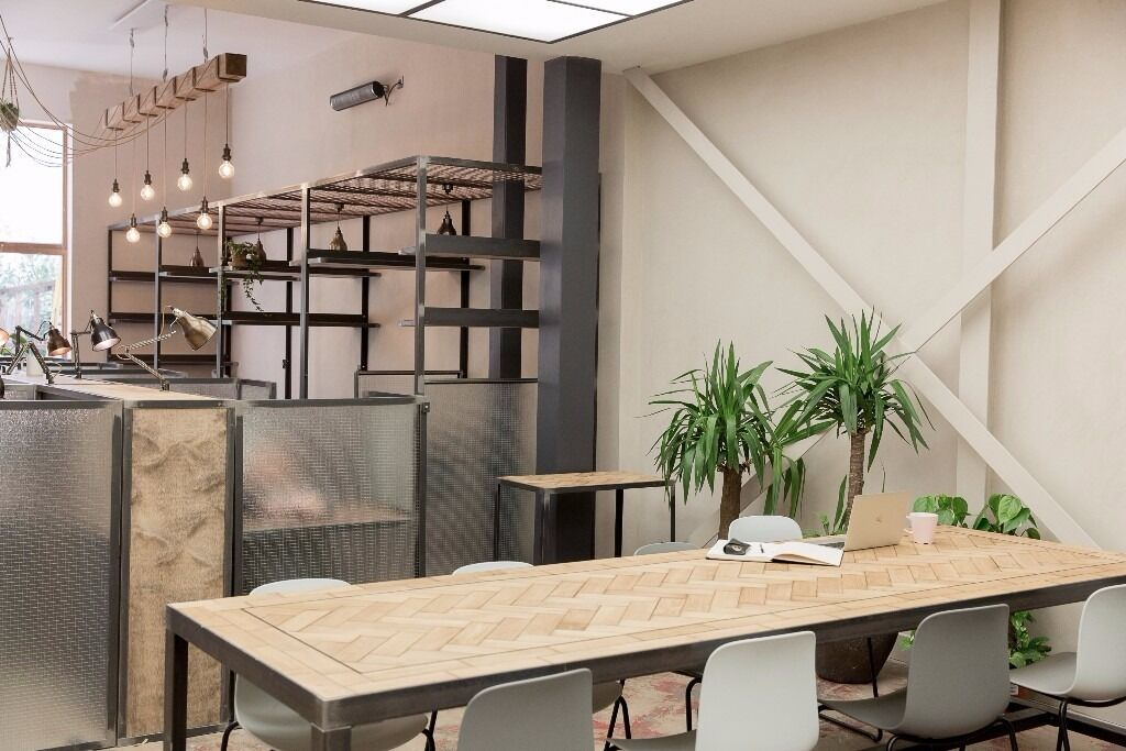Palmspace Co Working Space Hackney Downs Studios